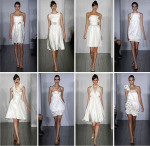 White Gowns